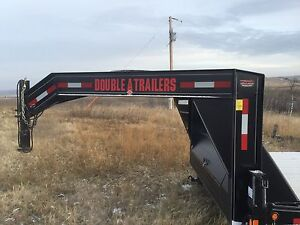 2011 double a trailer