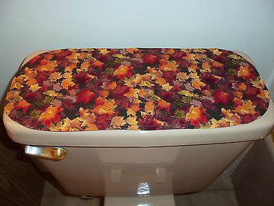 New Fall/Autumn Maple Leaves--Sm Table Runner--Toilet Tank Topper--Shelf-Dresser for sale  Hoffman Estates