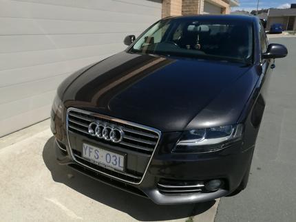 Audi A4 TDI 2.7 liters