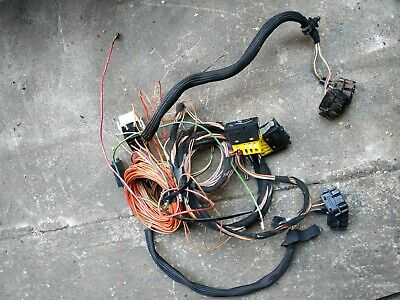 BMW 3 SERIES E36 HEATED FRONT SEATS HEATING WIRING LOOM HARNESS SWITCH RETROFIT