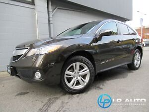 2015 Acura RDX w/Technology Package! Easy Approvals!
