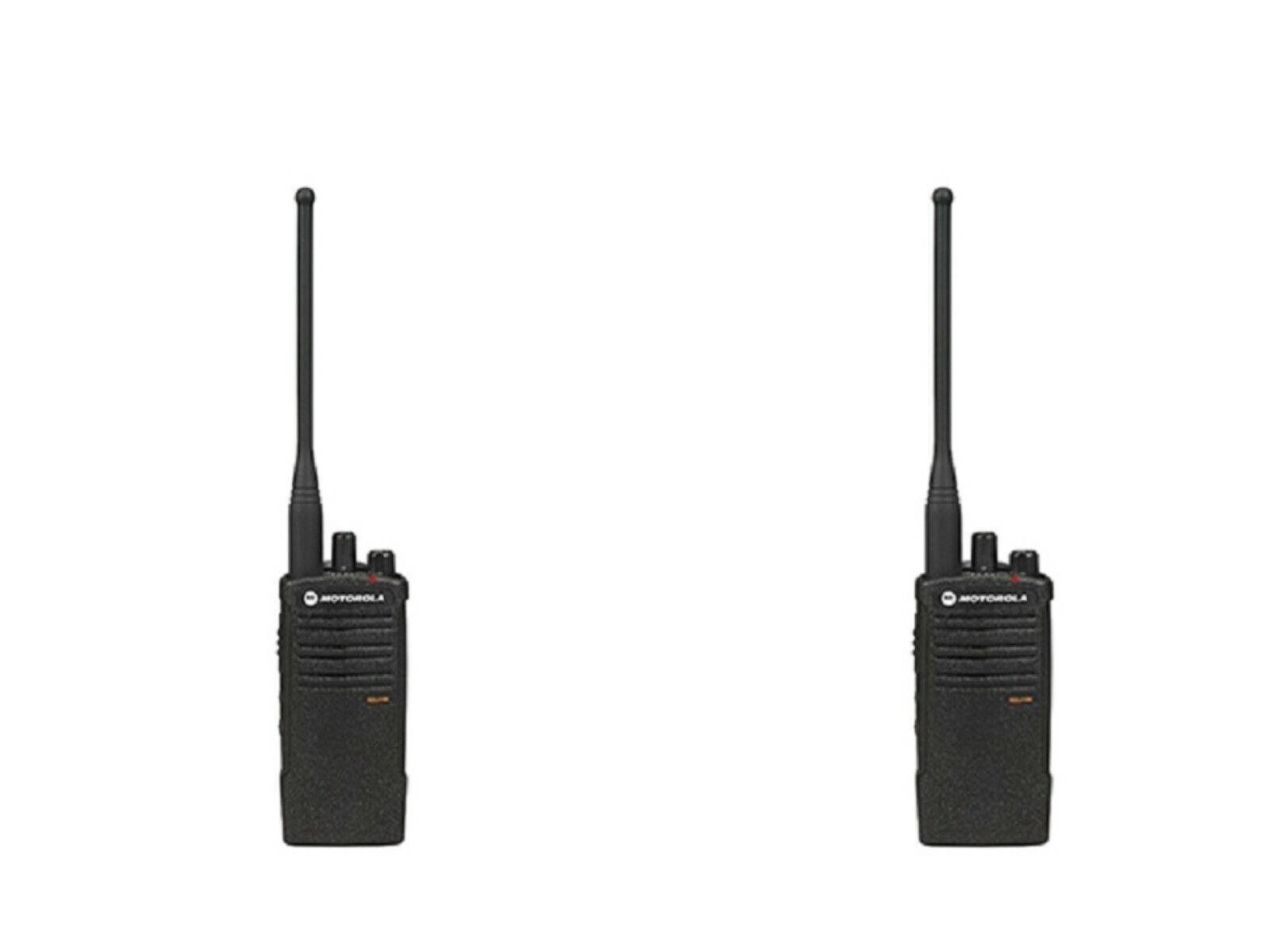 Motorola 10 Channel 2-Way Radio
