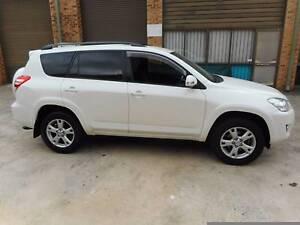 2012 Toyota RAV4 Wagon Cruiser Auto Smithfield Parramatta Area Preview