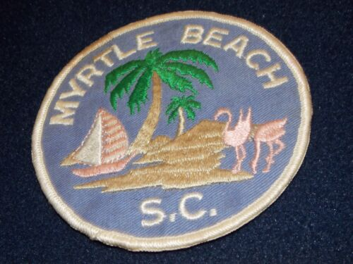 Vintage - Myrtle Beach South CarolinaTravel Patch