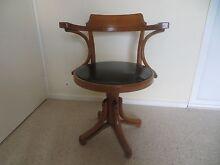 Vintage Retro Swivel Captain's Chair Bridgewater Adelaide Hills Preview