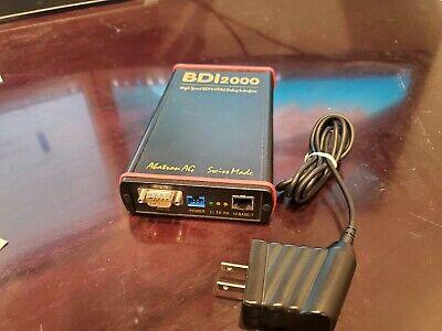 Abatron Ag Bdi 2000 C High-speed Bdmjtag Debug Interface Fw 1.05 Guaranteed