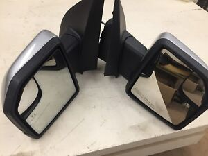 2015-2018Ford F-150 Take off mirrors