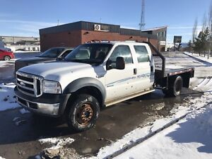 2006 FORD F450 DUALLY  - DIESEL 153,500 KMS!!! -PRICED TO SELL!!