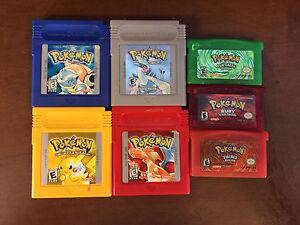 Pokémon Games $30 Each Firm
