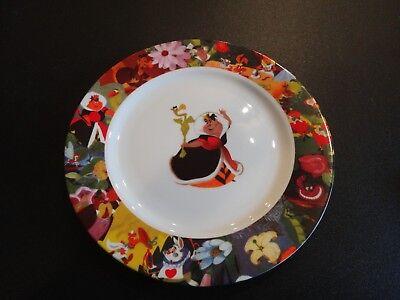 Disney Alice in Wonderland Dinnerware Set 4 Place Setting BNIB RARE](Disney Dinnerware Set)