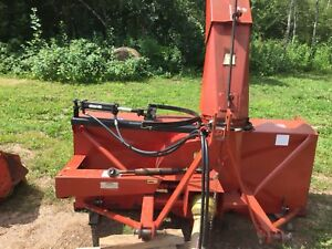 84 inch provost snow blower