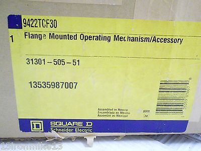 New In Box Square D 9422tcf30 30-amp Safety Disconnect Switch 30a 600v