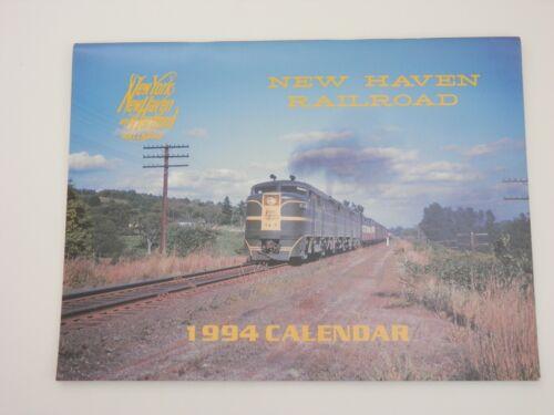 1994 NHRHTA New Haven Railroad Calendar