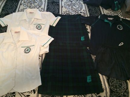 Elanora State High School Senior Girls Uniforms. As New! Elanora Gold Coast South Preview