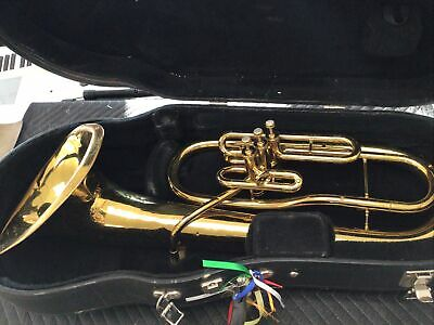 King 625 Baritone SN: 940843 *** No Case Included***