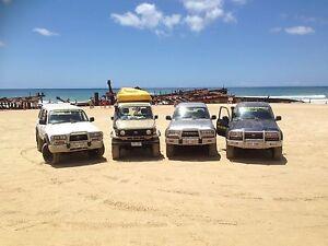 Fraser Island tag along tours