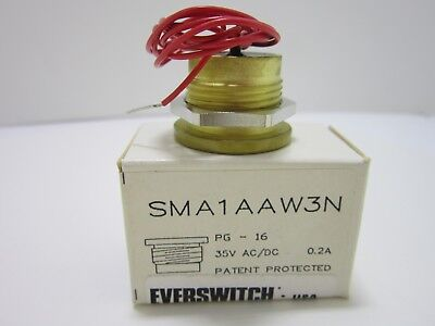 Everswitch Touch Metal Piezo Switch Sma1aaw3n Barantec Gold Finish 024v Acdc
