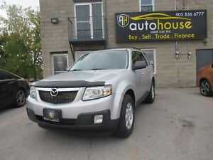 2010 Mazda Tribute GX V6 V6, GX, CERTIFIED, COMES WITH 4 WINT...