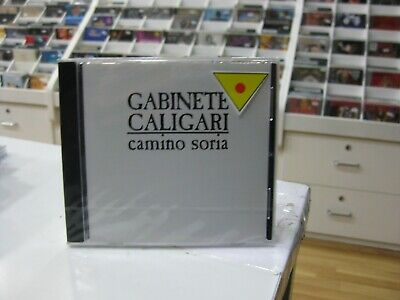 GABINETE CALIGARI CD SPANISH CAMINO SORIA 1987
