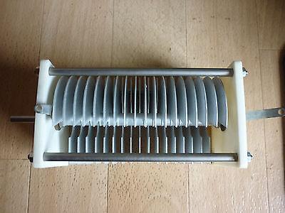 Air variable Kondensator fuer QRO PA bau 10 - 205pF
