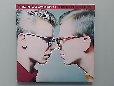 """*THE PROCLAIMERS* This is the Story. 12""""Vinyl Album.LP.**Nr Mint**"""