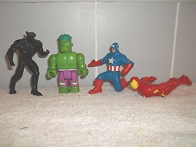 The Avengers Cake Topper Or Toy Figure