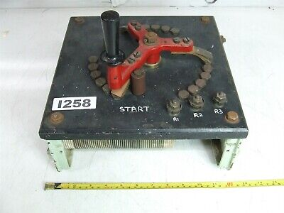 Three Phase Balanced Load Tester for Generator *Tested & Working*