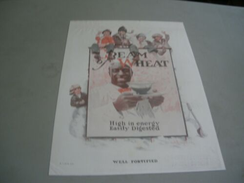 1923 edw.v.brewer cream of wheat