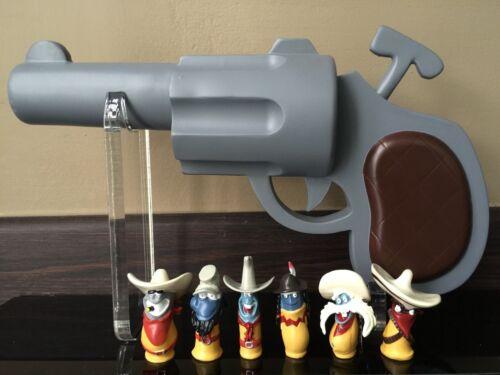 Who Framed Roger Rabbit Dum-Dum Gun 6 Toon Bullet Prop-Free DHL Express Shipping