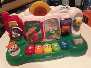 Vtech piano musical