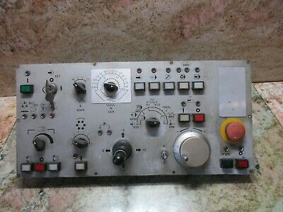 Mori Seiki Sl-0 O Controller A860-0201-t001 Main Operator Control Panel