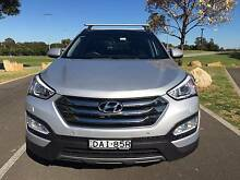 2015 Hyundai Santa Fe Wagon Drummoyne Canada Bay Area Preview