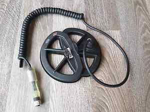 "Minelab CTX3030 6"" coil. CTX06. Hardly used. Mount Barker Mount Barker Area Preview"