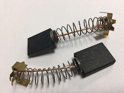 Set Of 2 Carbon Brushes- Silverline Sl7