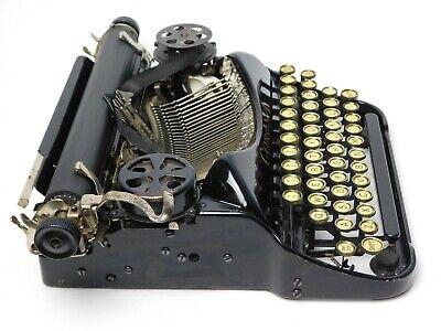 Antique 1927 LC Smith & Corona CORONA 4 Portable Manual Typewriter in Case