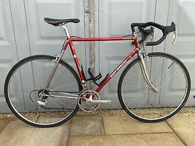 Eddy Merckx Corsa Extra 56cm, Columbus SLX, 1989 Campagnolo Record Dura-Ace