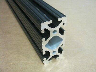 8020 Inc 1.5 X 3 T-slot Aluminum Extrusion 15 Series 1530 X 12 Black H1-3
