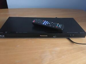 Panasonic blu-ray DVD player