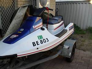 1996 KAWASAKI TS650 SEA SCOOTER JETSKI EXCELLENT CONDITION Ardross Melville Area Preview
