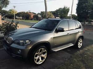 2008 BMW X5 E70 Wagon 5dr Steptronic 6sp 4x4 4.8i 7 Seater