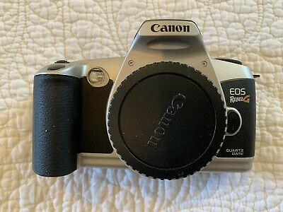 Canon Eos Rebel G 35mm SLR Film Camera Body Only RebelG
