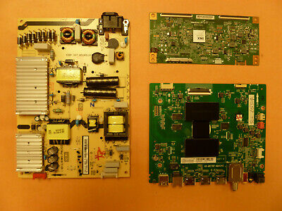 TCL LED TV COMPLETE PARTS REPAIR SET Power+Main+T-Con Board FROM 65S4