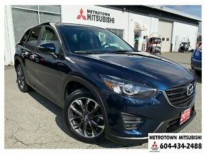 2016 Mazda CX-5 GT NAVI; Local BC vehicle! LOW KMS!