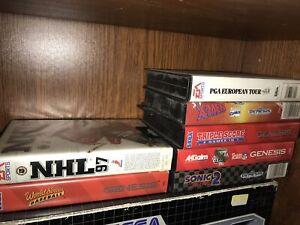 Sega Genesis Games.