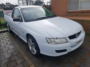 2007 Holden Commodore Ute VZ Gilles Plains Port Adelaide Area Preview