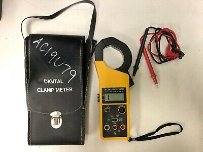 Bk Precision 2000a Acdc Clamp Meter 367