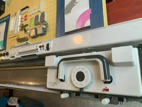 Singer Memo-Matic Mod 700 SK700 Knitting Machine LOOK!