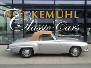 Mercedes-Benz 190 SL Roadster (W121)