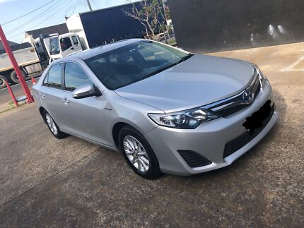 Toyota Camry Hybrid car for rent Uber/ Ola. Driver wanted Wetherill Park Fairfield Area Preview
