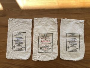 Cotton flour bags